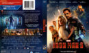 Iron Man 3 (2013) R1 retail front cover