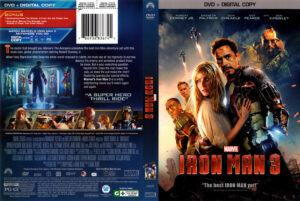 Iron Man 3 front