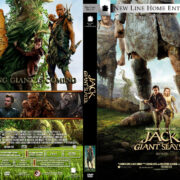 Jack the Giant Slayer (2013) R0 Custom Cover