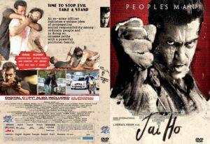 Jai Ho (2014) R5  CUSTOM dvd cover