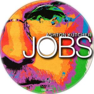 jobs 2013 dvd label