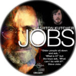 Jobs (2013) Custom DVD Labels