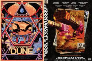 Jodorowsky's Dune dvd cover