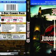 Jurassic Park 3D (1993) R1 Blu-Ray