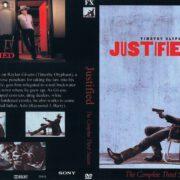 Justified Season 3 (2012) R1 CUSTOM