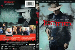 justified season four dvd cover