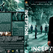 Inception – High Quality front dvd cover