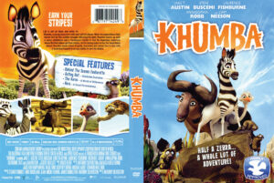 khumba dvd cover