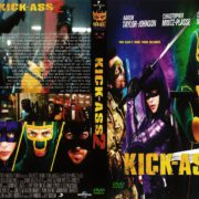 Kick Ass 2 (2013) R0 custom