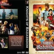 Knights of Badassdom (2014) Custom DVD Cover