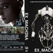 Ex Machina (2015) Custom GERMAN