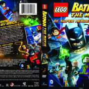 LEGO Batman The Movie (2013) WS R1