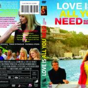 Love Is All You Need (2012) R0 Custom