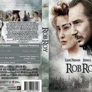 Rob Roy (1995) Custom DVD Cover
