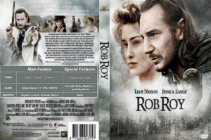 rob roy dvd cover