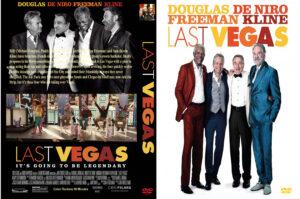 Last Vegas DVD Cover