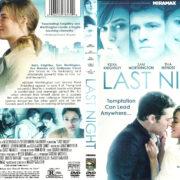 Last Night (2010) R1 & R4
