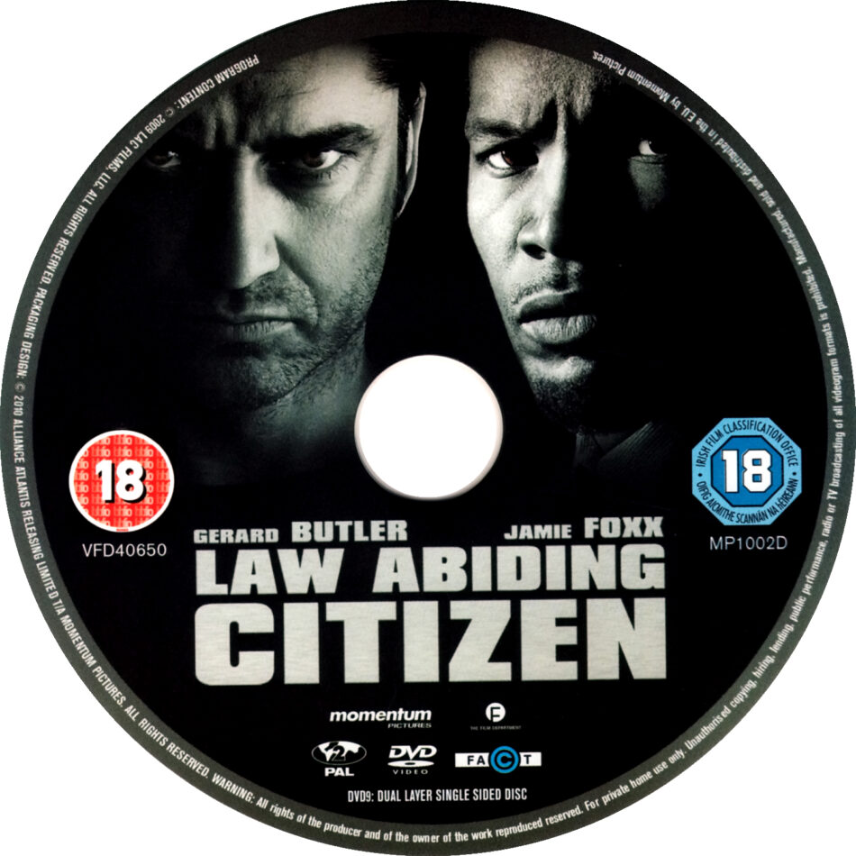 Law Abiding Citizen Deutsch