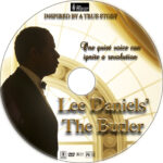 The Butler (2013) R1 Custom CD Cover