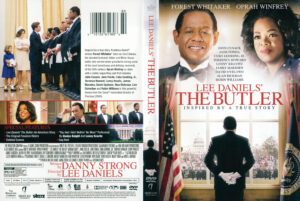 lee daniels the butler dvd cover
