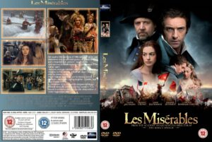 Les Miserables 2013 Front Custom