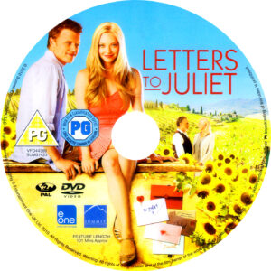 letters to juliet dvd cover Watch online: letters to juliet (2010) an american girl on vacation in italy finds an unanswered letter to juliet -- one of thousands of missives left at the.