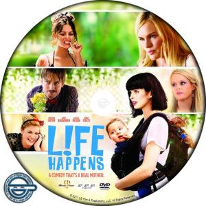 Life Happens - disc_custom