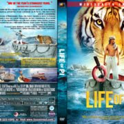 Life of Pi (2013) R0 Custom Front