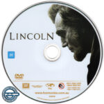Lincoln (2012) R4 DVD Label