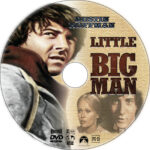 Little Big Man (1970) R1 Custom CD Cover