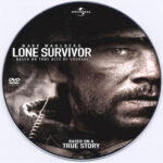 Lone Survivor (2013) Custom CD Cover