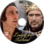 Looking for Richard (1996) R1 Custom DVD label