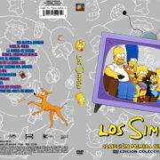 The Simpsons: Season 1 – Spanish Front Cover