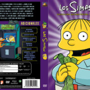The Simpsons: Season 13 (Spanish) - Front DVD Cover