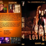 Lost Girl: Season 1 (2010) R1 CUSTOM