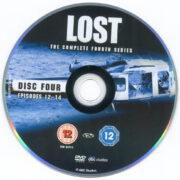 Lost: Season 4 Discs 1 - 5 R2