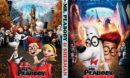Mr. Peabody & Sherman (2014) Custom DVD Cover