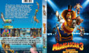 Madagascar 3: Europe's Most Wanted (2012) R1 Custom
