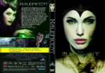 Maleficent (2014) R1 CUSTOM DVD Cover