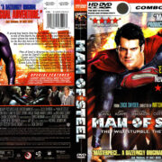Man Of Steel (2013) R1 Custom