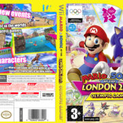 Mario & Sonic At The Olypmic Games (2007) Pal Custom
