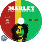 Marley (2012) R0 Custom DVD Label