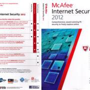 McAfee Internet Security 2012 (2011)