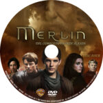 Merlin: Season 4 (2011) R0 CUSTOM