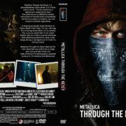 Metallica Through the Never (2013) R1 Custom DVD Cover