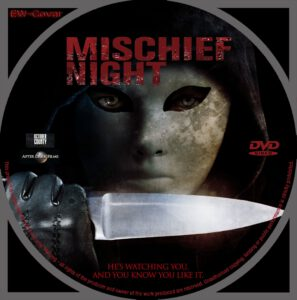 Mischief Night (2013) R0 CUSTOM CD