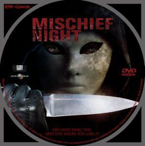 Mischief Night (2013) R0 CUSTOM CD