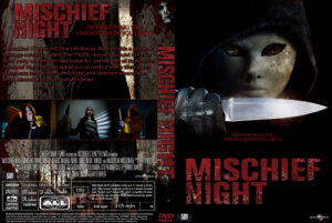Mischief Night (2013) R0 CUSTOM Front