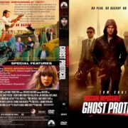 Mission: Impossible – Ghost Protocol (2011) R0 Custom