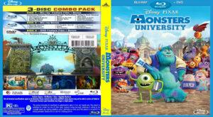 Monster University 2013 (2013) R1 (Blu-Ray Movie  )